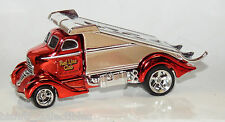 2015 Hot Wheels RLC Holiday Car CABBIN FEVER Custom Real Riders Loose