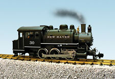 USA Trains G Scale DOCKSIDE 0-6-0T STEAM LOCOMOTIVE R20070 New Haven (30)