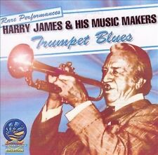 Trumpet Blues, Harry James & His Music Makers, , Very Good