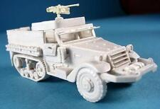 Milicast BA27 1/76 Resin WWII USA M3A1 Halftrack