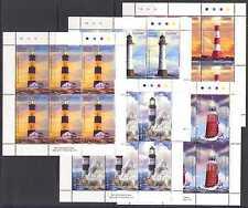 Sierra Leone 2004 LIGHTHOUSES/Maritime FULL SHTS n12298
