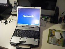 Panasonic Toughbook Cf-74 1.83-2.0ghz Dual Core 2gb 80gb Win XP Serial Port Wifi