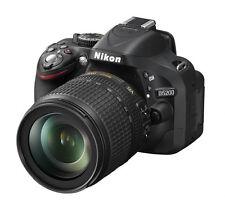 Nikon d5200 reflex digitale con obiettivo 18-105 VR-Nuovo-Dal Rivenditore