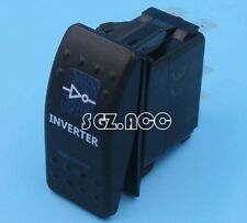 NARVA ARB CARLING STYLE ROCKER SWITCH WITH INVERTER BLUE 4WD ON/OFF SWITCH