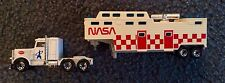 NASA Tractor Trailer  (Matchbox)