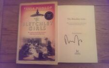 The Bletchley Girls SIGNED Tessa Dunlop Hardback Book 1st edition 1st printing