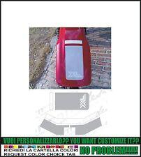 kit adesivi stickers compatibili xl 250 400 500 parafanghi