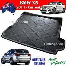 BMW X5 F15 Boot Liner Cargo Mat Trunk Protector 2014 - Current Aust Stock