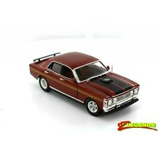 NEW IN BOX Ford Falcon XY GTHO 351-GT 1:32 Limited Edition Diecast - Bronze Wine