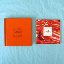 Hermes Scarf Le Carre Book and Booklet Fall Winter 2000 2001