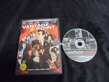 "USED DVD MOVIES ""Vantage Point"" Widescreen Edition (G)"