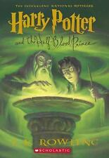 Harry Potter and the Half-Blood Prince (Book 6) by J.K. Rowling