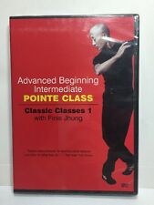 Advanced Beginning Intermediate Pointe Class Classic Classes 1 Finis Jhung - NEW