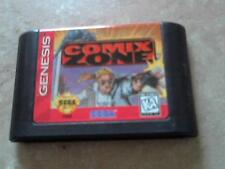 Comix Zone - Sega Genesis Game Game Only Fast Shipping