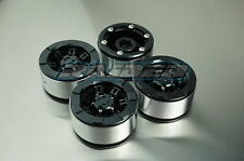 1/10 1.9 Heavyduty Alloy beadlock Crawler rims wheels CC01 HIGHLIFT RC4WD SCX10