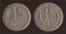 GERMANIA GERMANY 1 MARK 1950 F