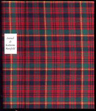 JOURNAL de KATHERINE MANSFIELD - Club des Libraires de France, 1955
