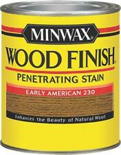 NEW MINWAX 22300 EARLY AMERICAN INTERIOR OIL BASED WOOD FINISH STAIN 7969504