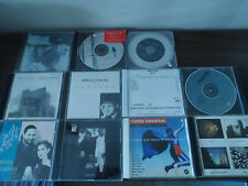 CD Lot of 11 JAZZ CD's Frayne HARRY CONNICK JR Rob Emanuel JANET TENAJ On 3