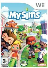MySims (Wii), Good Condition Nintendo Wii, Nintendo Wii Video Games
