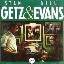 BILL/GETZ,STAN EVANS - FIRST TIME EVER  CD NEU