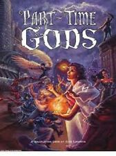PART TIME GODS ROLEPLAYING GAME HARDBACK BOOK BRAND NEW