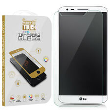 NEW CLEAR HARD TEMPERED GLASS SCREEN GUARD PROTECTOR CRACK SAVER FOR LG G2 PHONE