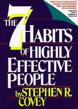The Seven Habits of Highly Effective People by Stephen R. Covey (2001, CD, Abrid
