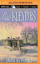 Wallflower: The Devil in Winter 3 by Lisa Kleypas (2015, MP3 CD, Unabridged)
