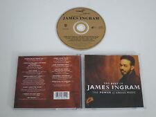 JAMES INGRAM/BEST OF - POWER OF GREAT MUSIC(WARNER BROS. 7599-26700-2) CD ALBUM