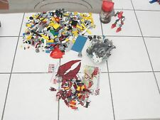 4.65 pound Lego lot 1 Kreo Set Transformer A2201 Bionicles, 8592,figures parts+