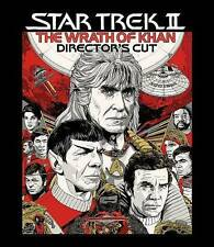Star Trek 2 Wrath Of Khan (De) (2016) - New - Blu-ray