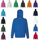 FRUIT OF THE LOOM KAPUZEN SWEATSHIRT Lightweight Hooded Langarm-S-XXL (2)