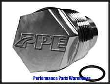 PPE RACE FUEL VALVE & O-RING 04.5-10 CHEVY GMC 6.6L DURAMAX