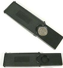 MAGIC COIN CASE AS USED BY THE PROFESSIONALS (simple to use even by children)