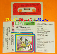 MC PETER NERO Today's classics 1977 italy RCA LINEATRE NK 42278 cd lp dvd vhs