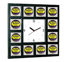 New Nu Grape Soda Sign Clock with 12 pictures