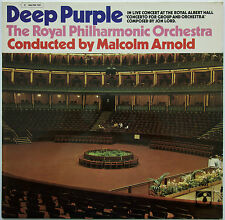 Deep Purple - Royal Philharmonic Orchestra - Malcolm Arnold Concerto For Group..