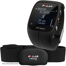 Polar M400 Running Sport Watch GPS Black w/ HRM | 90051339 | AUTHORIZED DEALER!