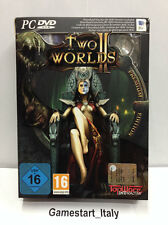 TWO WORLDS 2 II PREMIUM EDITION (PC) VIDEOGIOCO NUOVO SIGILLATO NEW GAME