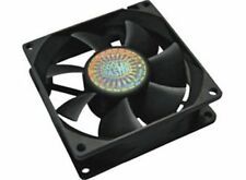 80mm 8cm 12V 2Pin DC Brushless Cooling Fan 80x10mm For Computer PC Cooling fb