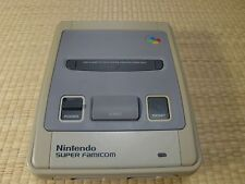 Super Famicom Nintendo NTSC-J Body Only Console Tested Work