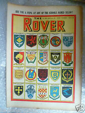 THE ROVER Comic, No.1353, 2nd June 1951
