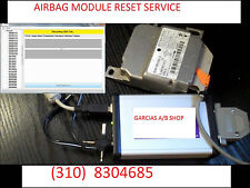 ALL  KOREAN CARS  K  AND H AIRBAG MODULE COMPUTER SDM RCM SAS  RESET SERVICE