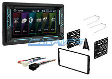 NEW SOUNDSTREAM BLUETOOTH CAR STEREO RADIO & USB/AUXILIARY INPUTS WITH DASH KIT