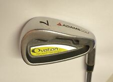 Adams Golf Ovation High Launch 7 Iron True Temper Steel Shaft