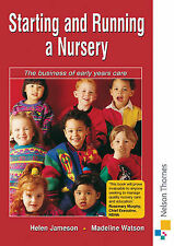 Starting and Running a Nursery - The Business of..., Watson, Madelaine Paperback