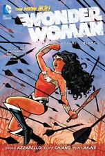 WONDER WOMAN, Vol. 1: sangue (la nuova 52) - CLIFF Chiang