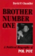 Brother Number One: A Political Biography Of Pol Pot Chandler, David P Hardcove