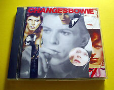 """CD """" DAVID BOWIE - CHANGESBOWIE """" BEST OF / 18 SONGS (ASHES TO ASHES)"""